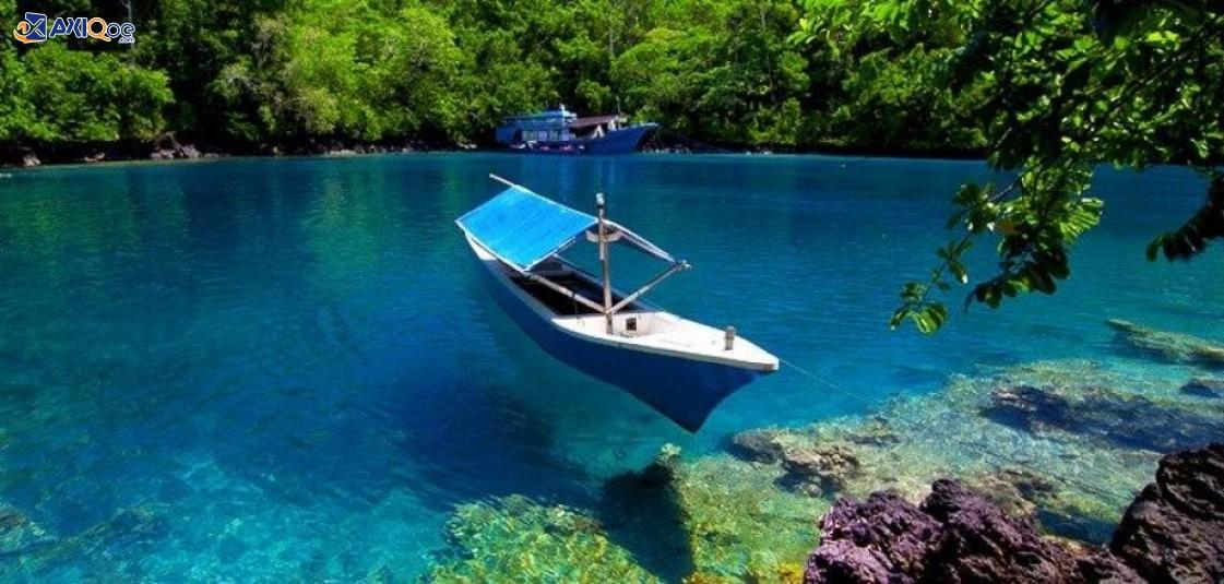 4 Surga Dunia yang Terletak di Indonesia!