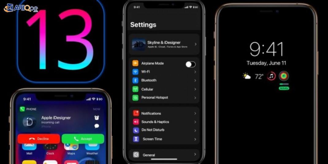 Sudahkah Iphone Kamu Menggunakan IOS 13?