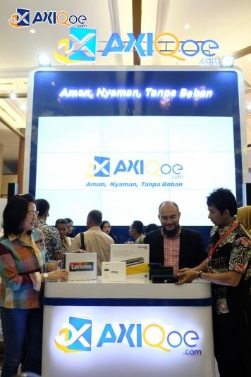 AXIQoe.com Dukung Transformasi Pengadaan Digital di I-IMPEC 2019