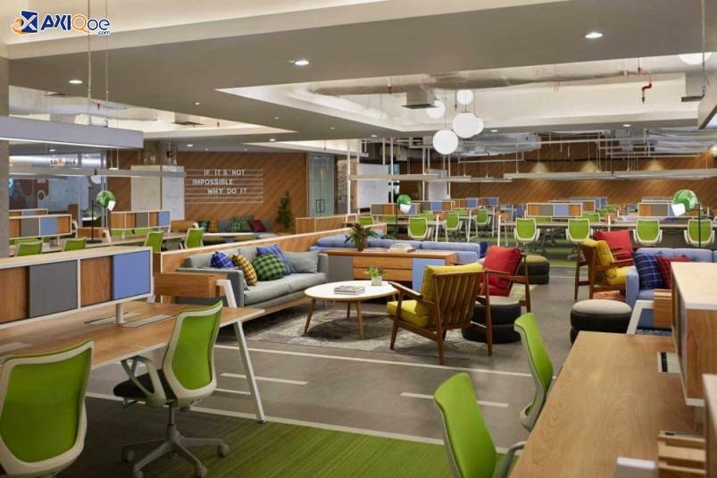 Tahun Baru Suasana Kantor Baru, Ini 5 Inspirasi Kantor dengan Interior Cozy