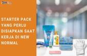 Starter Pack yang Perlu Disiapkan Selama New Normal
